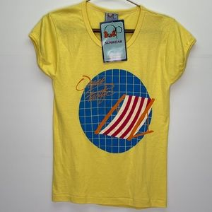 OP Ocean Pacific Vintage T Shirt New Old Stock